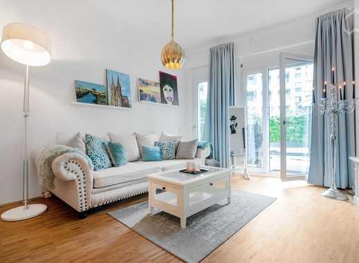 Wohnungen  Wohnen auf Zeit in Flingern Nord Dsseldorf