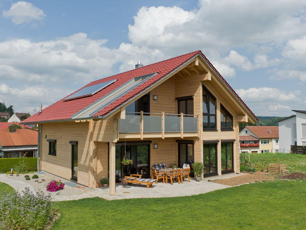 Holzfertighaus - Umweltfreundlich Und Energieeffizient