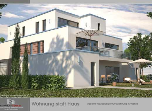 Neubauwohnungen in Voerde Niederrhein Wesel Kreis finden
