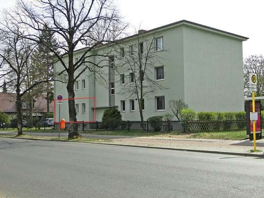 Helle 2ZimmerWohnung in Berlin Rudow