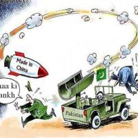 Made In China - Rocket Failed - Pakistan Trolled