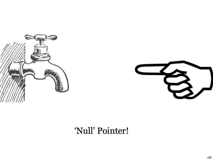 Programming Joke - Null Pointer - Hindi