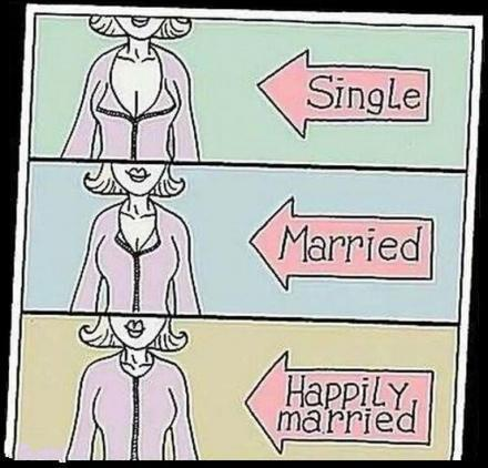 single-married-difference