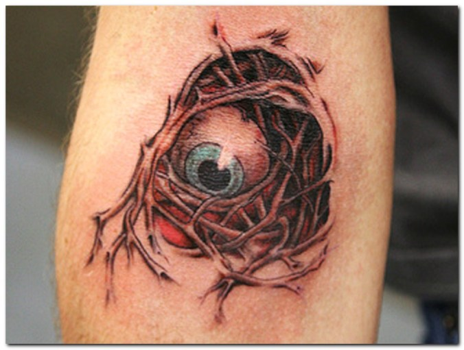 funny weird creative tattoos - jokesone pics (6)