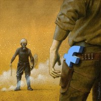 Facebook - the biggest and the most dangerous social media weapon