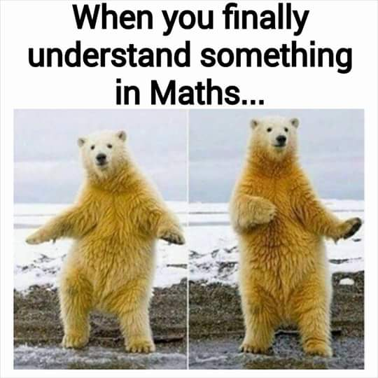 Maths is always tough
