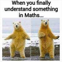 Ask any student - Maths is always tough