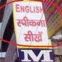 The place to learn how to speak english