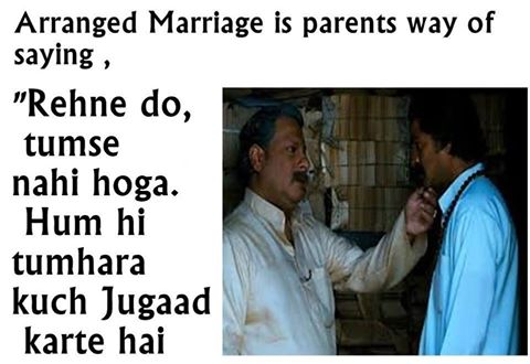Parents thinking when they go for their child's arranged marriage