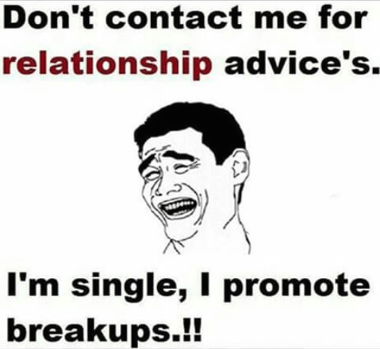 Do you need a relationship advice