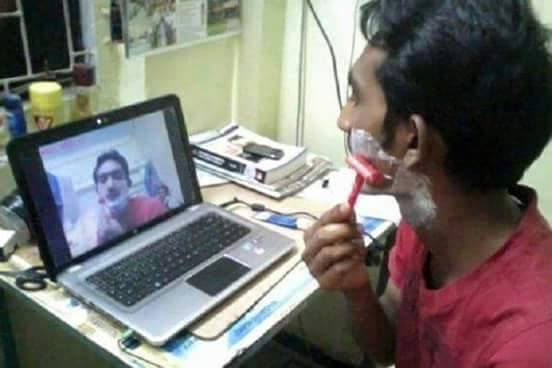 The most expensive and innovative shaving mirror
