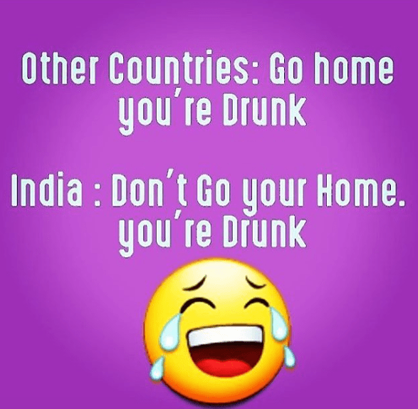 India vs Other countries - funny fact image