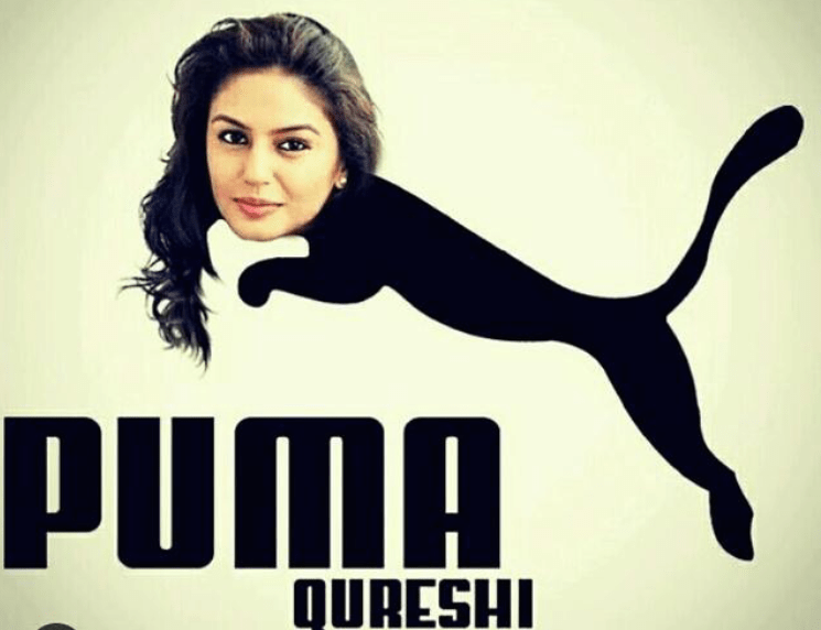 When Puma is sold in Palika bazaar - Huma Qureshi