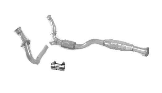 Blazer Jimmy S10 Sonoma Y Pipe Catalytic Converter Direct