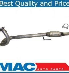 jeep wrangler 2 5l engine pipe and catalytic converter 1997 1999 gasket 23215 [ 1177 x 1011 Pixel ]