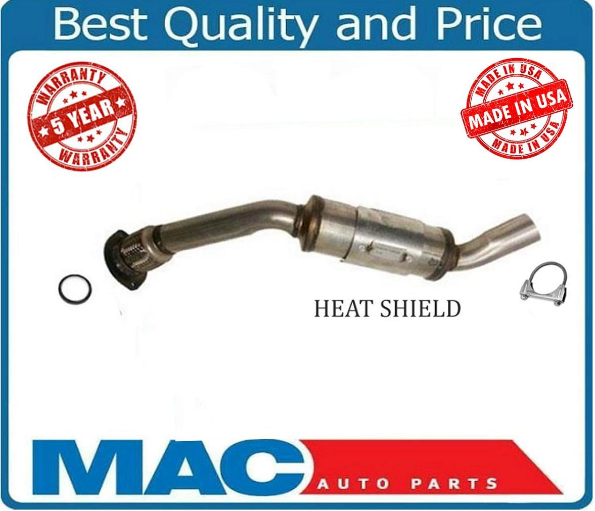 hight resolution of details about for ford taurus mercury sable 3 0l rear catalytic converter ck info below