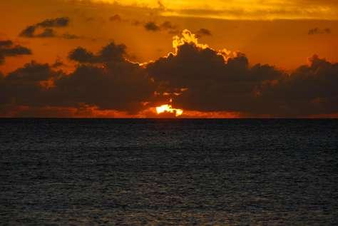 Just a regular ole sunset