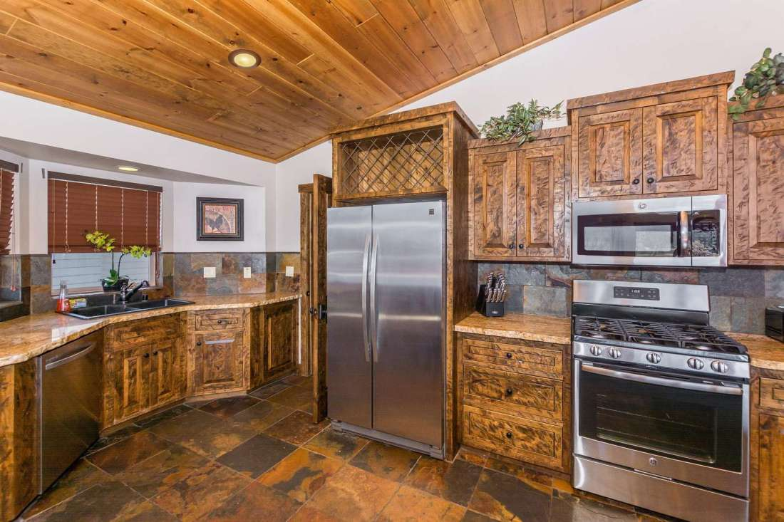 Recently updated kitchen with all new appliances