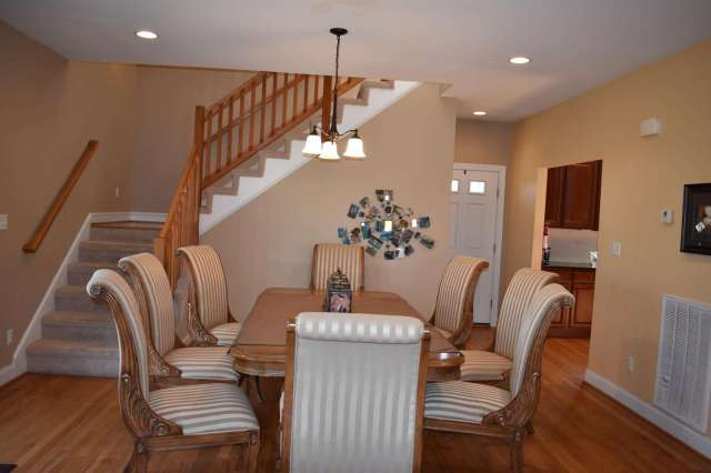 More formal Dining area