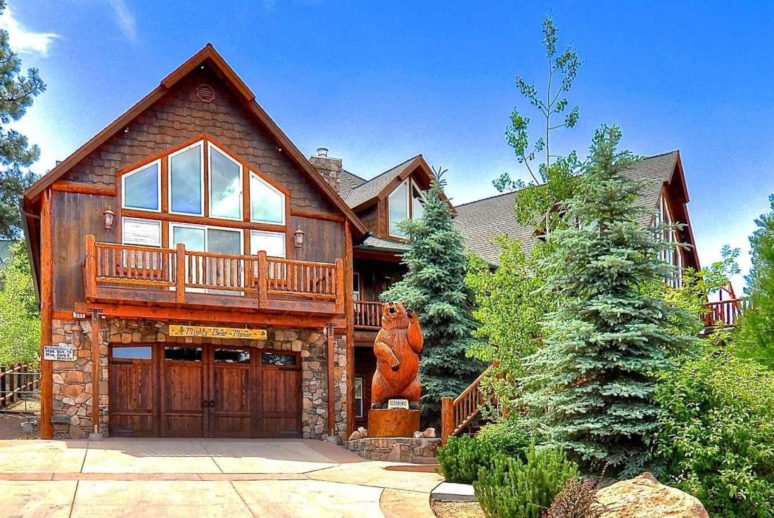 House #1 Mighty Bear Manor
