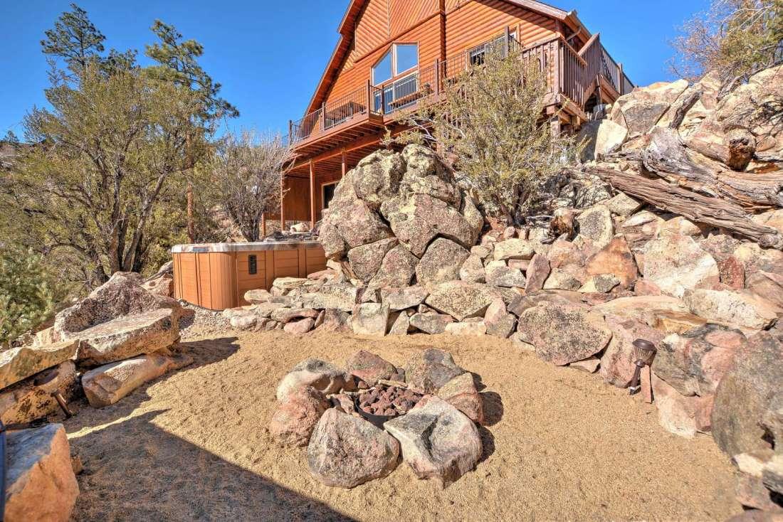 Backyard of Boulder Peak