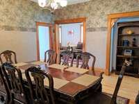 Dining at its finest in this roomy dining area thumb