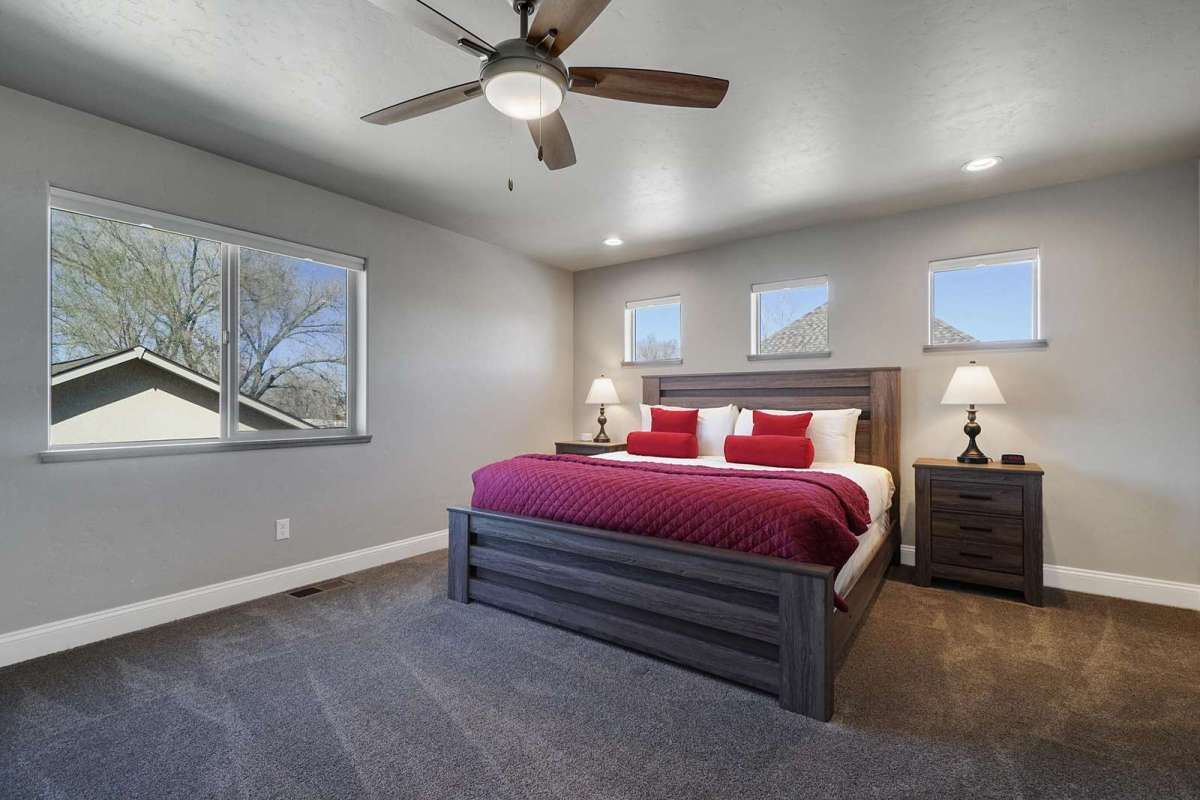 Hawk House IV Master Suite