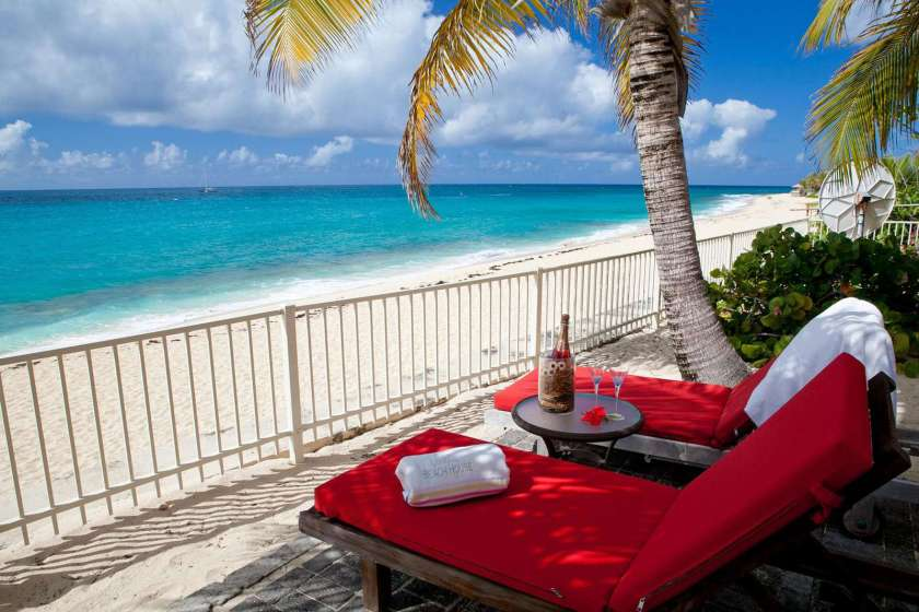 Baie Longue Beach House – 2 Bedroom Villa - property