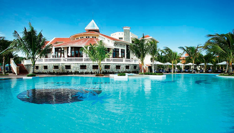 Golden Coast Resort Spa Hotel Ho Chi Minh City Vietnam