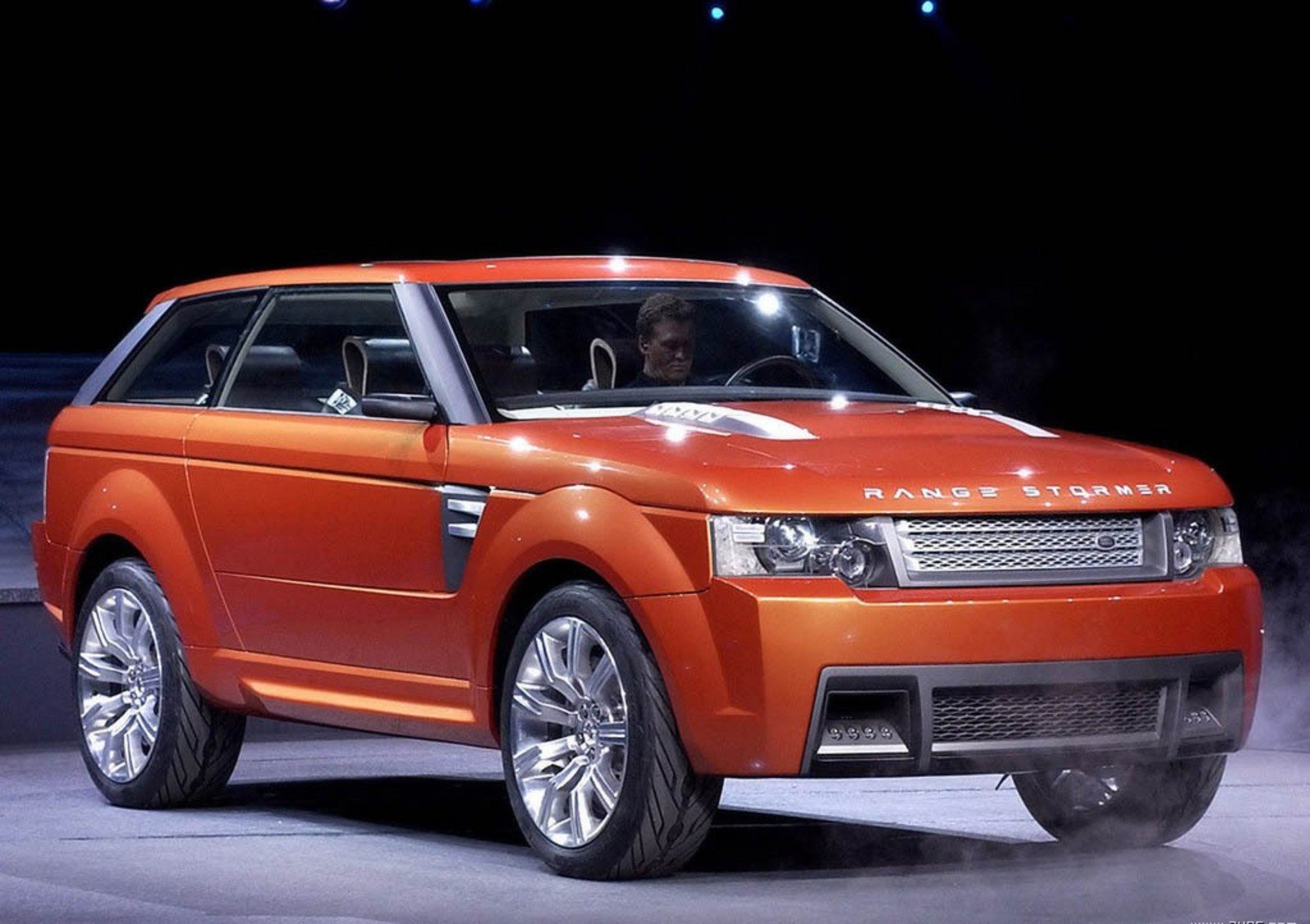Land Rover Range Stormer Review