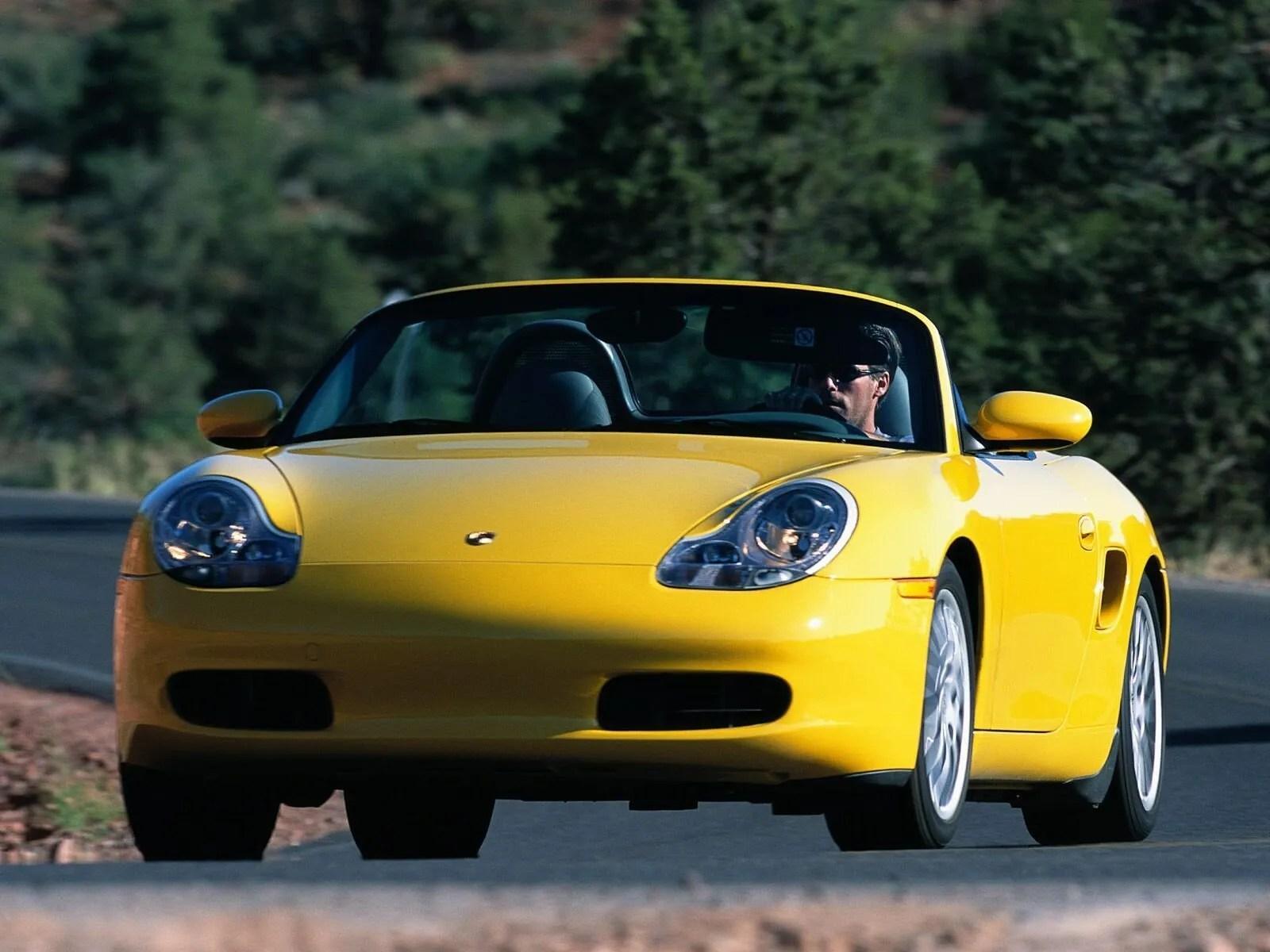 Small Deck Diagram 1997 2004 Porsche Boxster 986 Review Top Speed