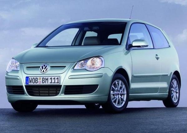2007 Volkswagen Polo Bluemotion  Car Review @ Top Speed