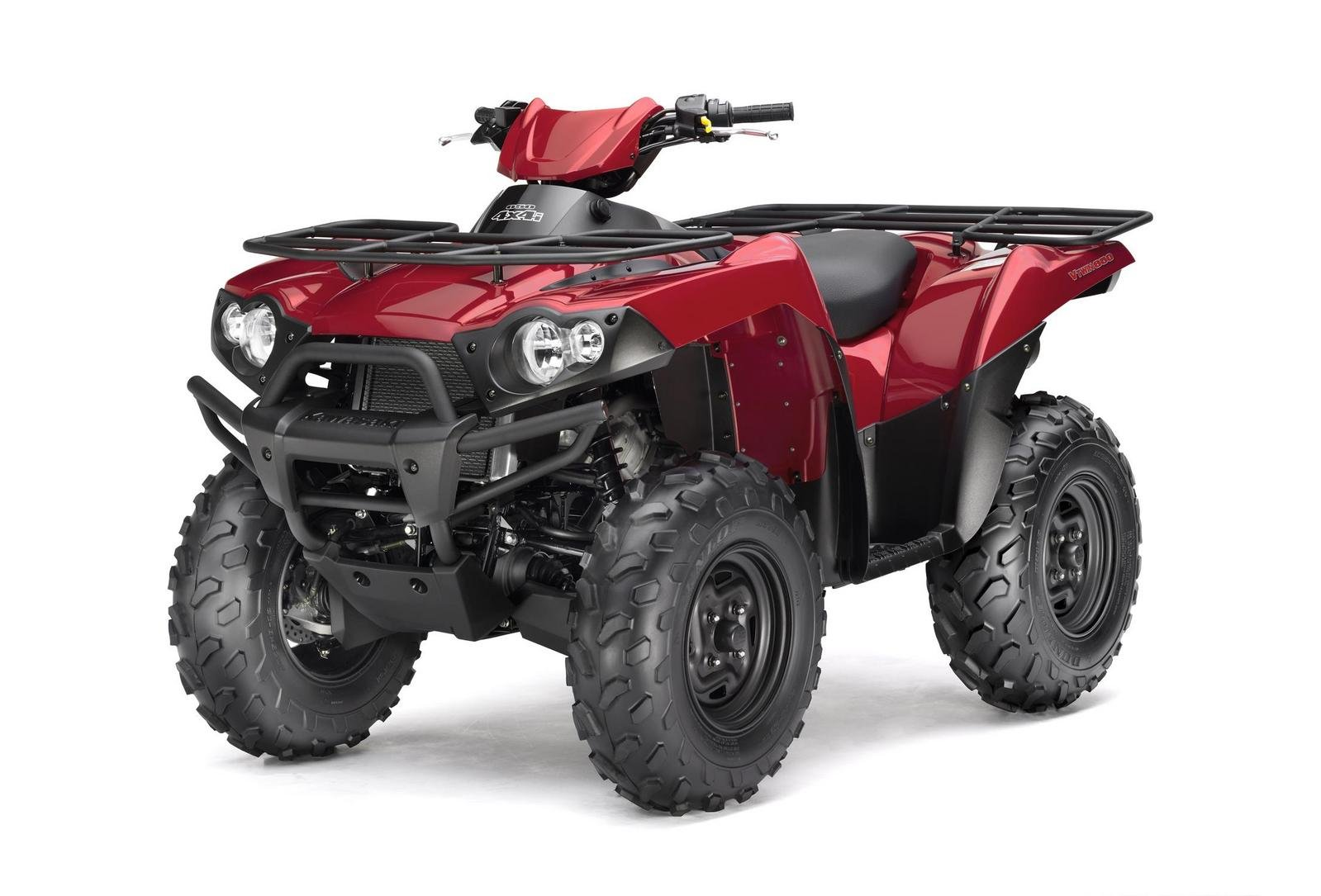 Kawasaki Brute Force 650 4x4i Pictures Photos