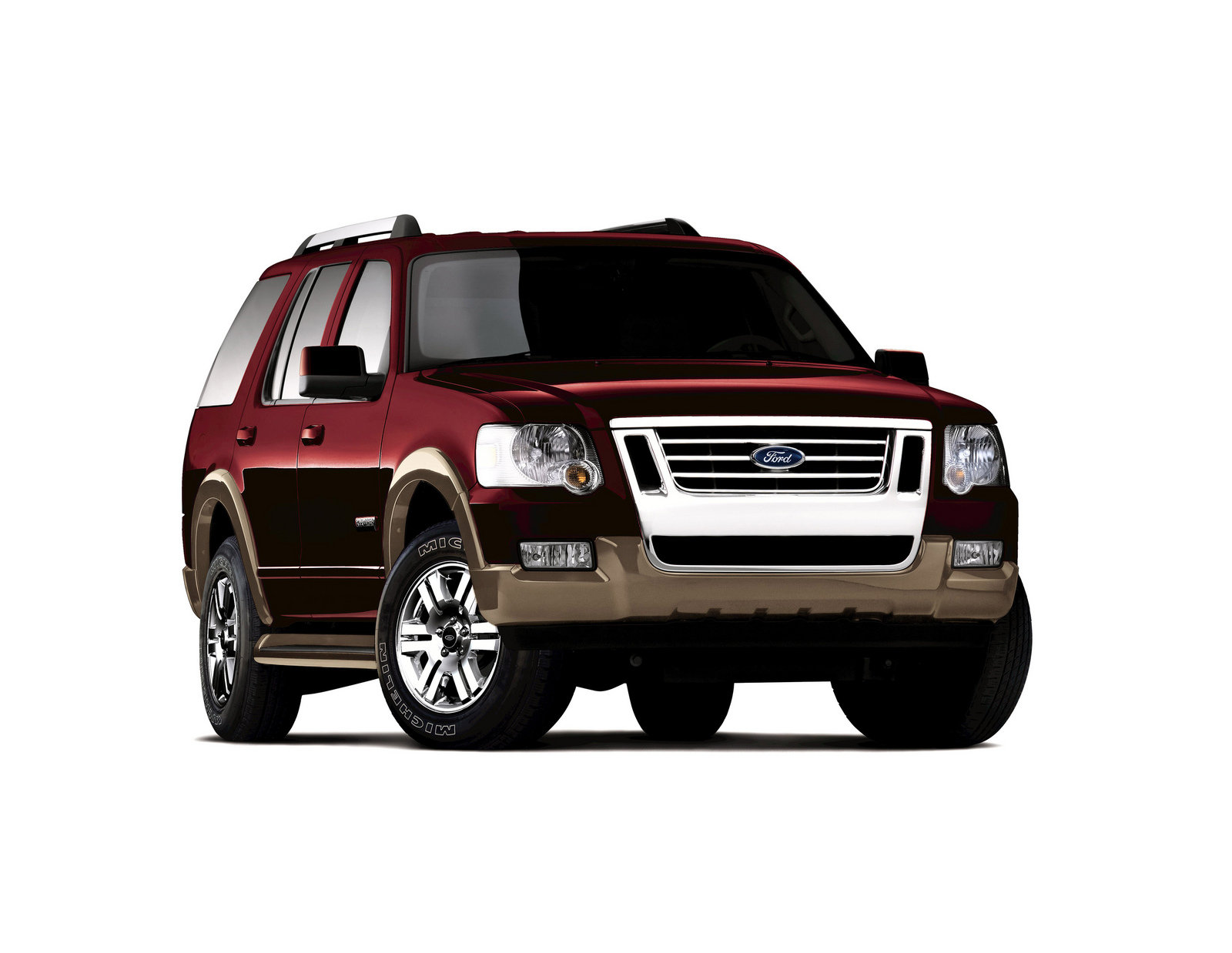 2007 Ford Explorer Review  Top Speed