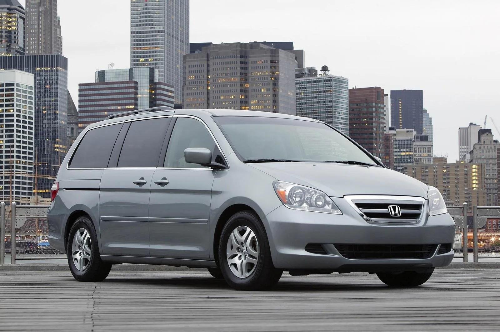 What new honda should you buy? 2007 Honda Odyssey   Top Speed