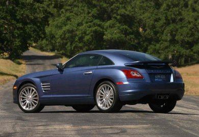 Chrysler Crossfire Reviews