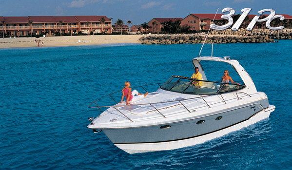 2007 Formula 31 Performance Cruiser Review  Top Speed
