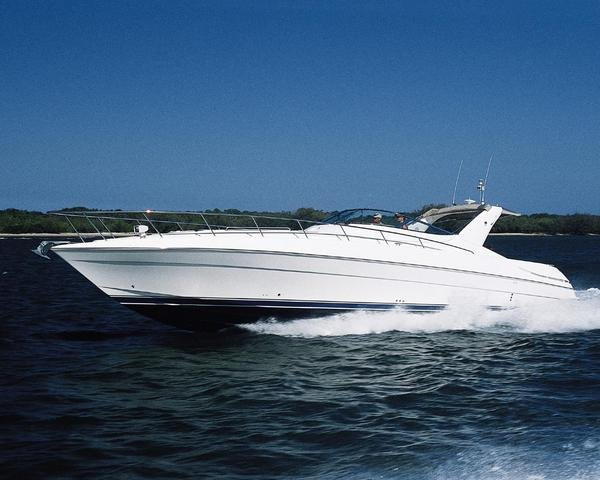 2007 Riviera M470 Sport Cruiser Review  Top Speed