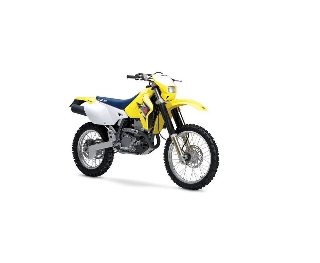 Suzuki Dr Z400e