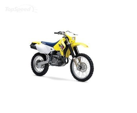 Suzuki Motorcycles: Suzuki DR-Z400E Fast Motorcycle Pictures