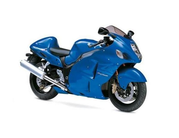 2007 Suzuki Hayabusa 1300  motorcycle review  Top Speed