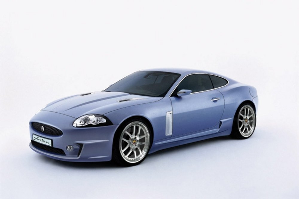 medium resolution of 2006 jaguar xk by arden