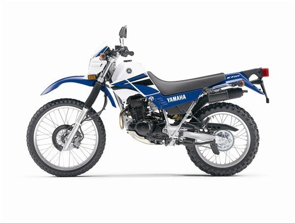 YAMAHA XT225 FACTORY OWNERS REPAIR MANUAL 1986-2006