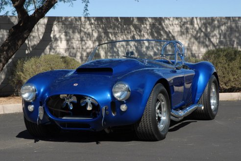 1967 Shelby Cobra 427 Super Snake picture - doc141069