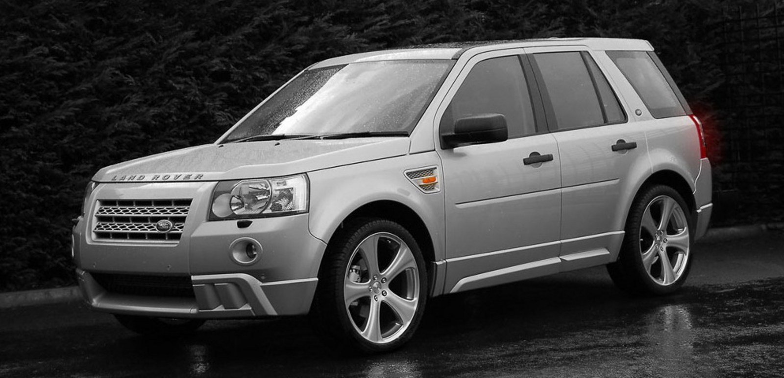 Freelander 2 By Project Kahn News  Top Speed