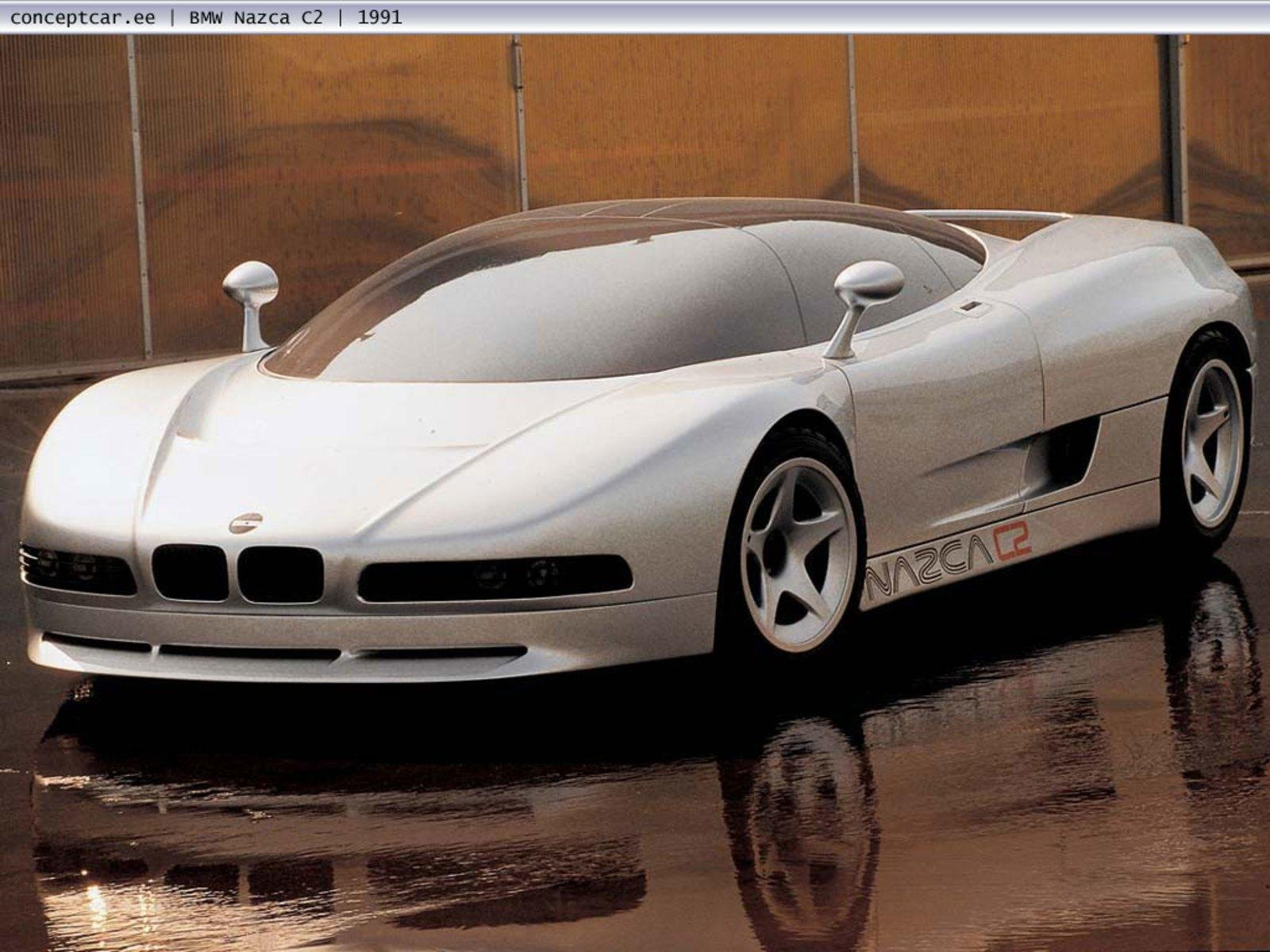 Muscle Car 4k Wallpaper 1991 Bmw Nazca C2 Review Top Speed