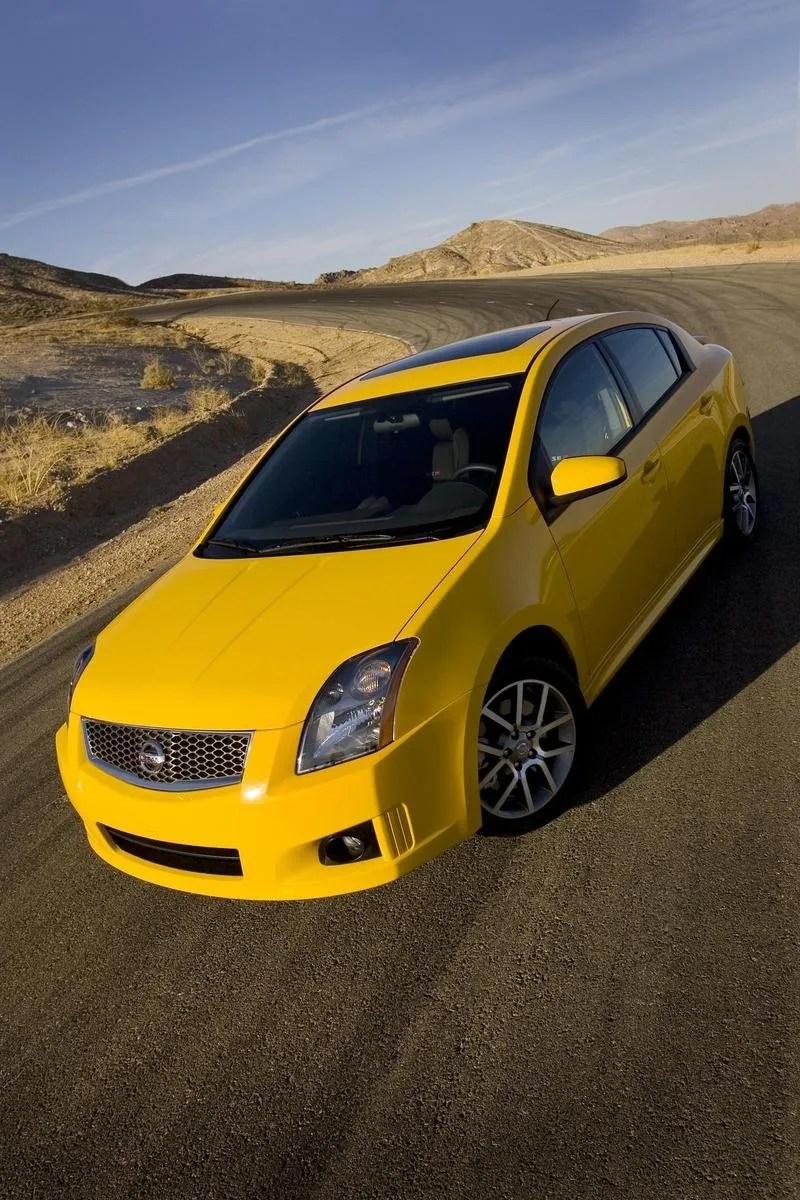Nissan Sentra 0 60 : nissan, sentra, Nissan, Sentra, Speed