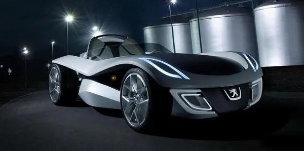 2007 Peugeot Flux Concept  Car Review @ Top Speed