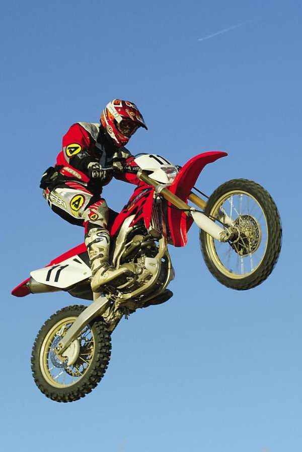 2008 Crf250r Review - Year of Clean Water