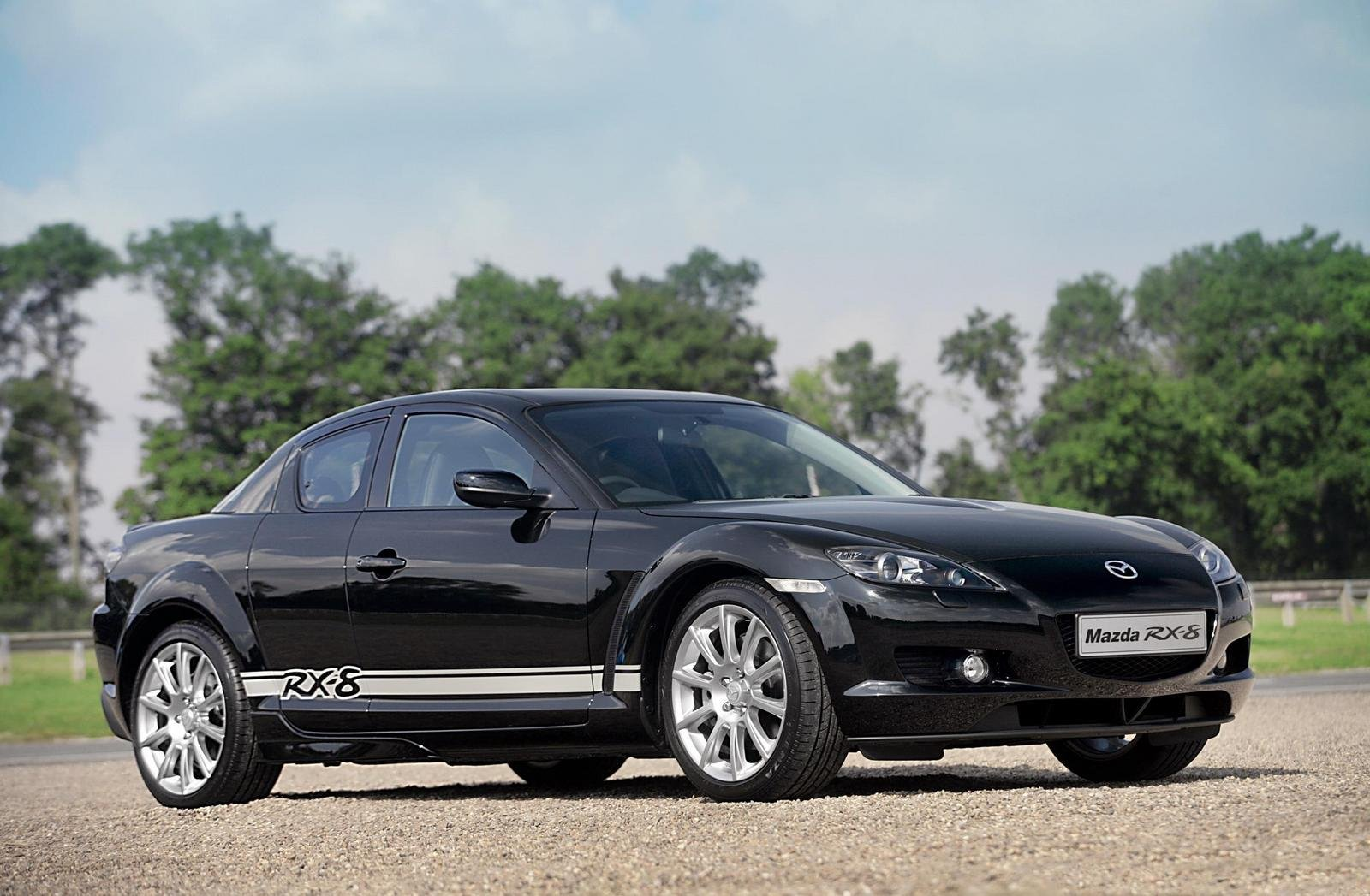 2008 Mazda Rx 8 Sport Pack Top Speed